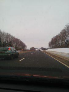 300 км от Москвы