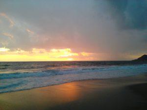 Море у Алании