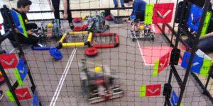 Робототехнический фестиваль на ВДНХ