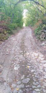 Дорога на Инкерманский створный маяк