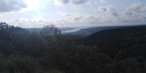 Вид на Инкерман с маяка