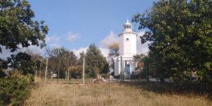 Инкерманский задний створный маяк