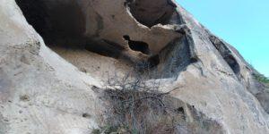 Пещеры на среднем ярусе