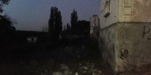 Развалины у старого Симферопольского шоссе