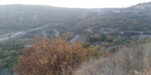 Вид на Симферопольское шоссе