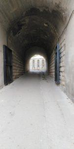 Тоннель в монастырь