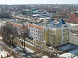 2010.04.11 Вид с крыши центра оказания услуг населению