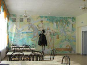 """2010.03.21 Мозаика в кафе """"Сарпике"""""""