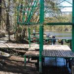 Сооружения на реке на которой тоже проводятся уроки